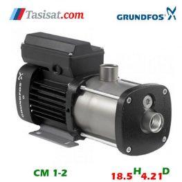 فروش پمپ گراندفوس مدل CM 1-2