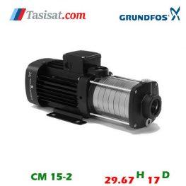 فروش پمپ گراندفوس مدل CM 15-2
