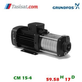 فروش پمپ گراندفوس مدل CM 15-4