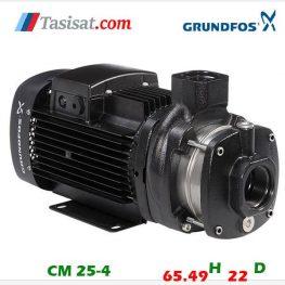 خرید پمپ گراندفوس مدل CM 25-4