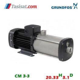 قیمت پمپ گراندفوس مدل CM 3-3
