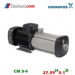 فروش پمپ گراندفوس مدل CM 3-4