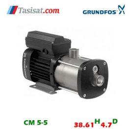 خرید پمپ گراندفوس مدل CM 5-5