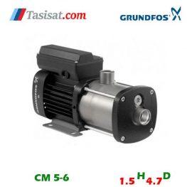 فروش پمپ گراندفوس مدل CM 5-6