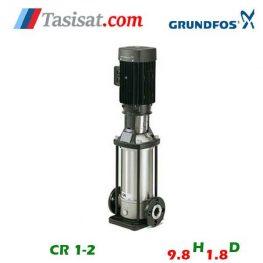 خرید پمپ گراندفوس مدل CR 1-2