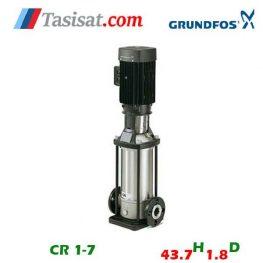 خرید پمپ گراندفوس مدل CR 1-7