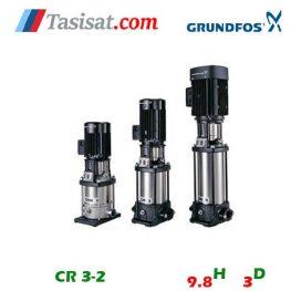 خرید پمپ گراندفوس مدل CR 3-2