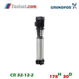 فروش پمپ گراندفوس مدل CR 32-12-2
