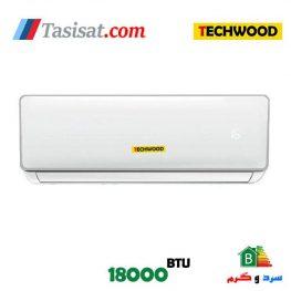 کولر گازی تکوود 18000 گرید B مدل TECH-SPLIT-B-18