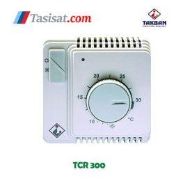 کاتالوگ ترموستات اتاقی تکبان مدل TCR 300