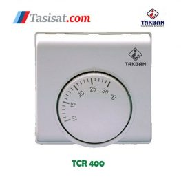 قیمت ترموستات اتاقی تکبان مدل TCR 400
