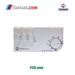 خرید ترموستات اتاقی تکبان مدل TCR 600