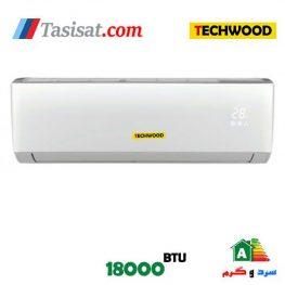 کولر گازی تکوود 18000 گرید A مدل TECH-SPLIT-A-18