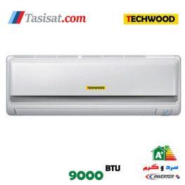 کولر گازی اینورتر تکوود 9000 مدل TECH-SPLIT-INV-09