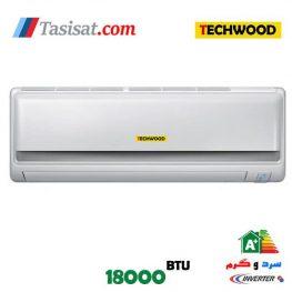 کولر گازی اینورتر تکوود 18000 مدل TECH-SPLIT-INV-18
