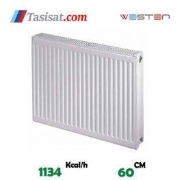 خرید رادیاتور پنلی وستن ایر 60 سانت