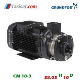 پمپ گراندفوس مدل CM 10-3