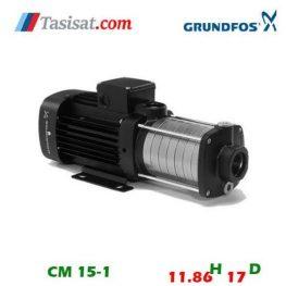 پمپ گراندفوس مدل CM 15-1