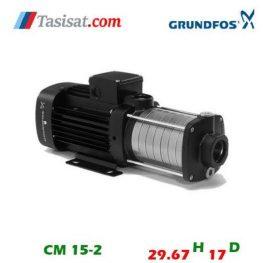 پمپ گراندفوس مدل CM 15-2