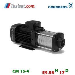 پمپ گراندفوس مدل CM 15-4