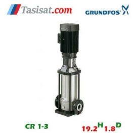 پمپ گراندفوس مدل CR 1-3