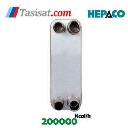 مبدل حرارتی صفحه ای هپاکو مدل HP-400