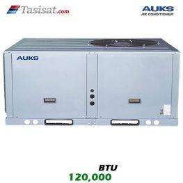 پکیج پشت بامی آکس AUKS ظرفیت 120000 مدل TMRBT-100HWN1-R
