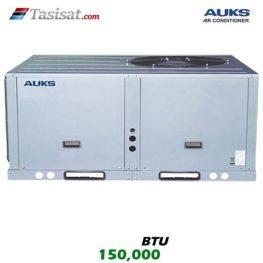 پکیج پشت بامی آکس AUKS ظرفیت 150000 مدل TMRBT-125HWN1-R