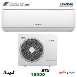 کولر گازی آکس18000 گرید A مدل AKW-H18/JE