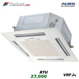 یونیت داخلی مولتی اسپلیت کاستی چهار طرفه آکس AUKS ظرفیت 27000 مدل ARVCA-H080/4R1B