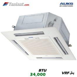 یونیت داخلی مولتی اسپلیت کاستی چهار طرفه آکس AUKS ظرفیت 34000 مدل ARVCA-H100/4R1B