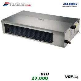یونیت داخلی مولتی اسپلیت سقفی توکار فشار استاتیک متوسط آکس AUKS ظرفیت 27000 مدل ARVMD-H080/4R1A