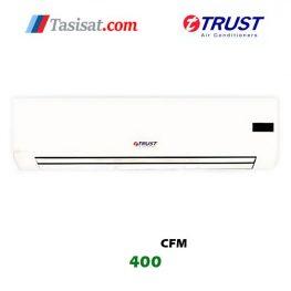 فن کویل دیواری تراست ۴۰۰ CFM مدل TMFCDH-400