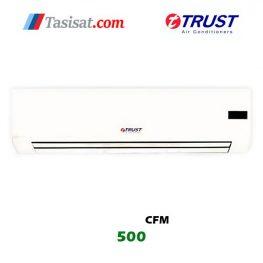 فن کویل دیواری تراست ۵۰۰ CFM مدل TMFCDH-500