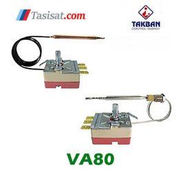 ترموستات لوله موئین تکبان مدل VA80