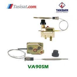 ترموستات لوله موئین تکبان مدل VA90SM