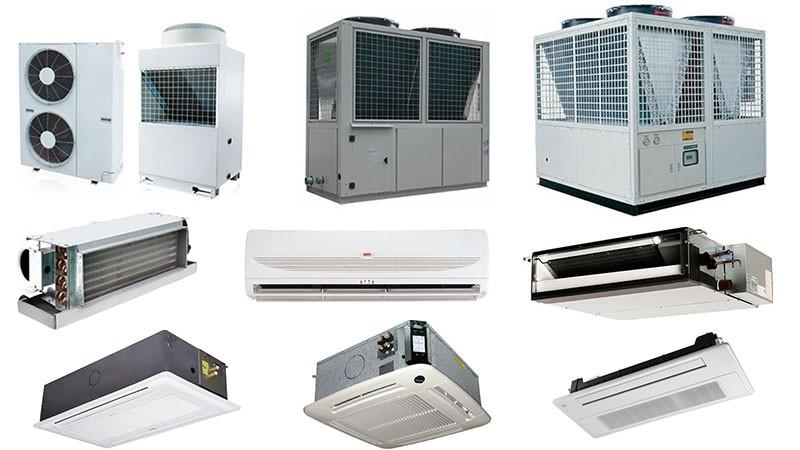 سیستم های سرمایشی ساختمان
