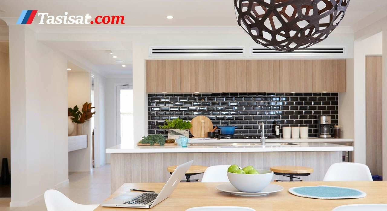 مشخصات فن کویل سقفی توکار تهویه