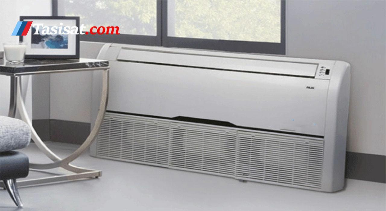 کاربرد فن کویل سقفی زمینی آکس