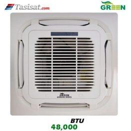 یونیت داخلی کاستی چهار طرفه گرین GRV ظرفیت 48000 مدل I4WGRV48P1