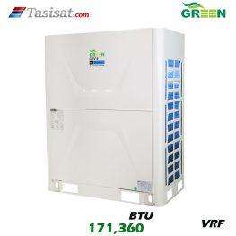 یونیت خارجی مولتی اسپلیت گرین GRV ظرفیت 171360 BTU مدل GRV18P3T3/6