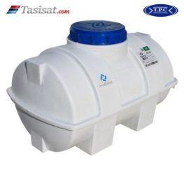 منبع آب پلاستیکی طبرستان 70 لیتری افقی