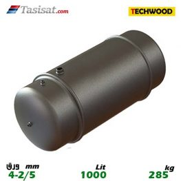 منبع دو جداره 1000لیتری 2/5-4 mm