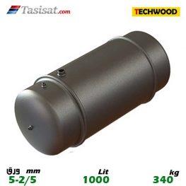 منبع دو جداره 1000لیتری 2/5-5 mm