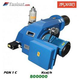 مشعل گازی ایران رادیاتور 800000 kcal/h مدل PGN 1 C