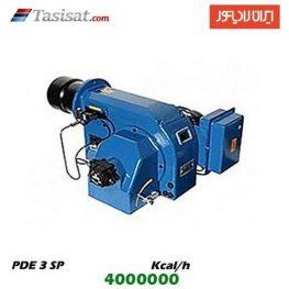 مشعل گازوئیل سوز ایران رادیاتور 4000000 kcal/h مدل PDE3SP