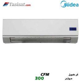 فن کویل دیواری میدیا 300 CFM مدل MKG-300