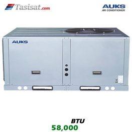 پکیج پشت بامی آکس AUKS ظرفیت 58000 مدل TMRC-60HWN1-R