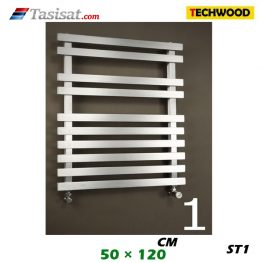 رادیاتور استیل تکوود Techwood سایز 50*120 مدل ST1