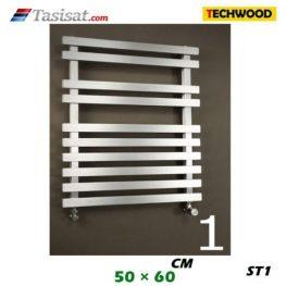 رادیاتور استیل تکوود Techwood سایز 50*60 مدل ST1